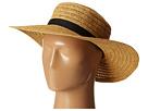 San Diego Hat Company UBL6474 Ultrabraid Sunbrim w/ Ribbon Bow