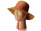 San Diego Hat Company PBL3042 Paper Sunbrim w/ Fabric Band and Chin Cord