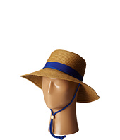 San Diego Hat Company - PBL3042 Paper Sunbrim w/ Fabric Band and Chin Cord