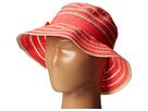 San Diego Hat Company Kids RBK3080 Kids Ribbon And Paper Straw Bucket Hat (Little Kids)