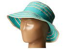 San Diego Hat Company Kids RBK3080 Kids Ribbon And Paper Straw Bucket Hat