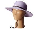 San Diego Hat Company Kids - PBG1KID Solid Sunbrim w/ Chin Cord and Stretchband (Big Kids)