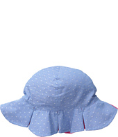 San Diego Hat Company Kids - CTK3462 Reversible Chambray Bucket w/ Chin Strap (Infant)