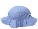 San Diego Hat Company Kids CTK3462 Reversible Chambray Bucket w/ Chin Strap