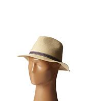 San Diego Hat Company Kids - PBK3220 Panama Fedora w/ Jacquard Band (Big Kids)
