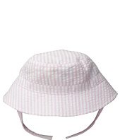 San Diego Hat Company Kids - CTK3458 Gingham Bucket w/ Chin Strap (Little Kids)