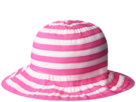 San Diego Hat Company Kids - RBK3082 Ribbon Bucket Hat w/ Chin Strap