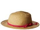 San Diego Hat Company Kids PBK3206 Sunbrim w/ Braided Trim