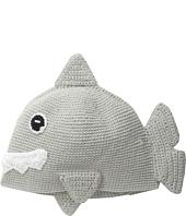 San Diego Hat Company Kids - DL2502 Crochet Shark Beanie