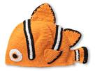 San Diego Hat Company Kids DL2498 Crochet Clown Fish Beanie