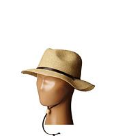 San Diego Hat Company Kids - UBK2012 Paper Fedora w/ Braided Cord Chin Strap