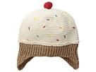 San Diego Hat Company Kids DL2516 Crochet Cupcake Beanie