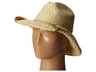 San Diego Hat Company PBC1028 Cowboy Hat w/ Lurex Paper and Metallic Trim