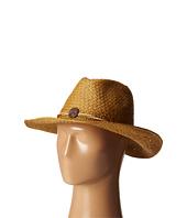 San Diego Hat Company - PBC2441 Woven Paper Cowboy w/ Coconut Trim Detail