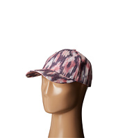 San Diego Hat Company - CTH4085 Ikat Print Ball Cap w/ Leather Back