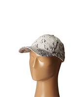 San Diego Hat Company - CTH4079 Lace Print Ball Cap w/ Leather Back