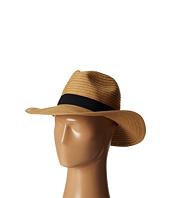 San Diego Hat Company - PBF7300 Paper Braid Fedora w/ Bow Band
