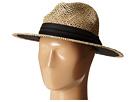 San Diego Hat Company - SGM502 Seagrass Panama Fedora w/ Cloth Band