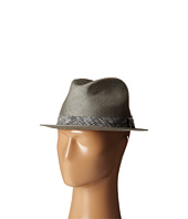 San Diego Hat Company - SDH2033 Paper Fedora w/ Printed Ribbon Band