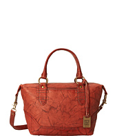 Frye - Campus Zip Satchel