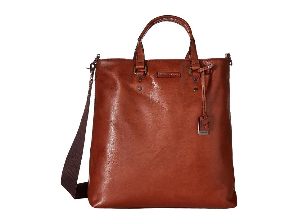 Frye - Ben Artisan Tote (Whiskey Tumlbed Full Grain) Tote Handbags