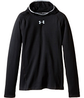 Under Armour Kids - UA Coldgear® Armour® Fitted Ninja Hoodie (Big Kids)