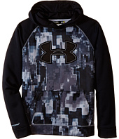Under Armour Kids - UA Storm Armour® Fleece Printed Big Logo Hoodie (Big Kids)