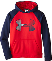 Under Armour Kids - UA Storm Armour® Fleece Jumbo Big Logo Hoodie (Big Kids)
