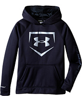 Under Armour Kids - UA Storm Armour® Fleece Baseball Logo Hoodie (Big Kids)