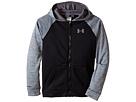 UA Storm Armour® Fleece Magzip Hoodie (Big Kids)