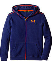 Under Armour Kids - UA Rival Cotton Full-Zip Hoodie (Big Kids)