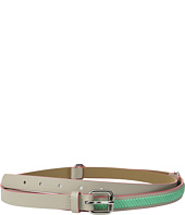 BCBGMAXAZRIA - Faux Leather Hip Belt