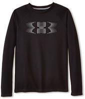 Under Armour Kids - UA Waffle Crew Shirt (Big Kids)