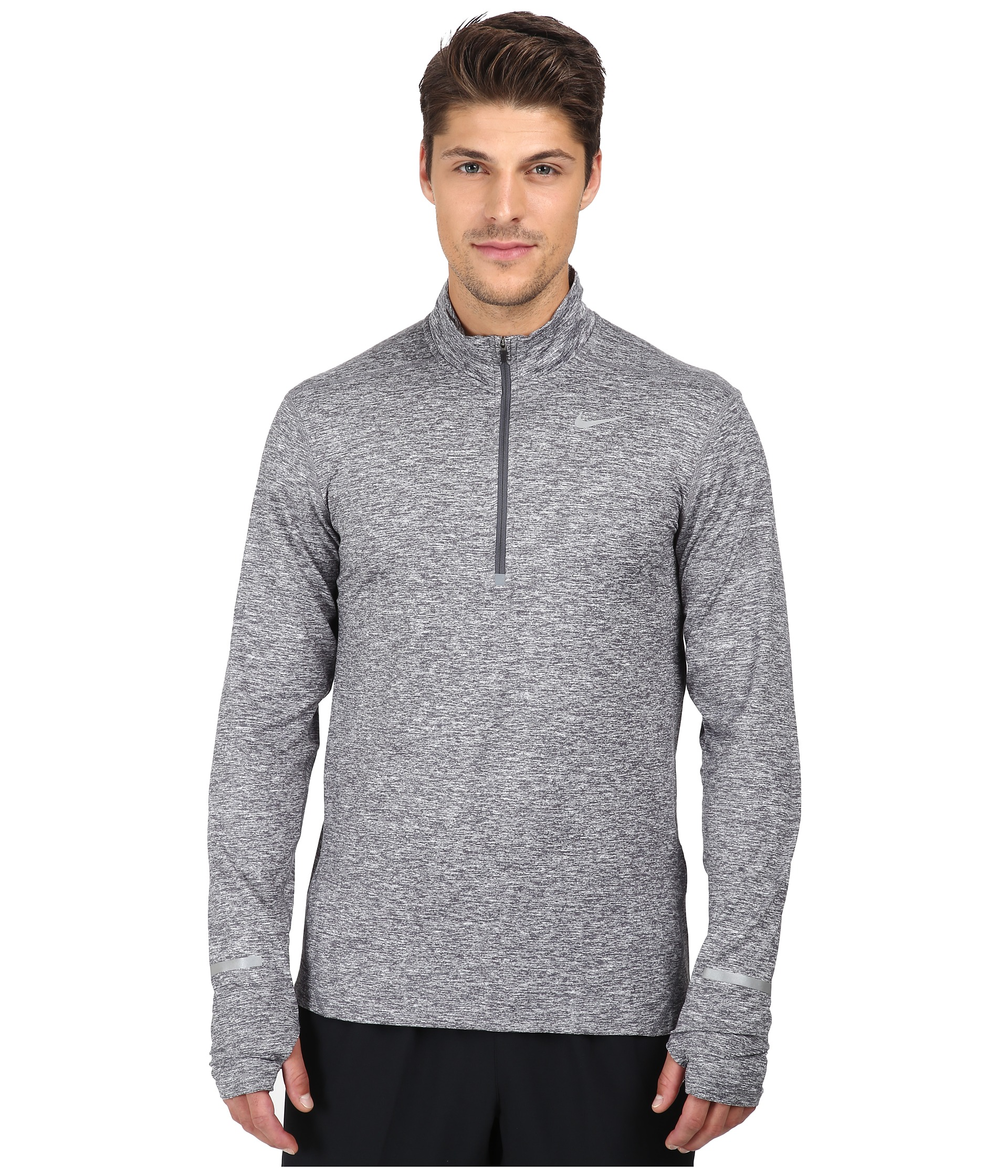 Nike element jacket men's - Nike Dry Element Long Sleeve Running Top