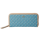 Cole Haan Signature Weave Continental Zip Wallet