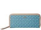 Cole Haan Signature Weave Continental Zip Wallet
