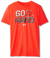 Under Armour Kids - UA Soccer Goal Hard T-Shirt (Big Kids)