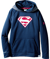 Under Armour Kids - UA Alter Ego Superman Reflective Storm Hoodie (Big Kids)