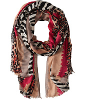 San Diego Hat Company - BSS1376 Multicolor Animal Print Scarf