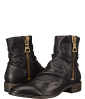 John Varvatos - Richards Wide Zip Boot
