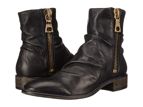 John Varvatos Richards Wide Zip Boot