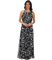 Vince Camuto - Trapzez Maxi with Beaded Neck