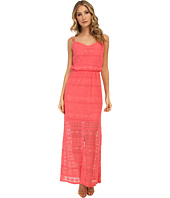 Vince Camuto - Blouson Maxi with Tank Top and Illusion Hem