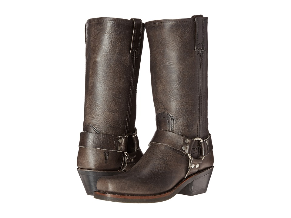 Frye Harness 12R (Smoke Washed Oiled Vintage) Women's Pull-on Boots
