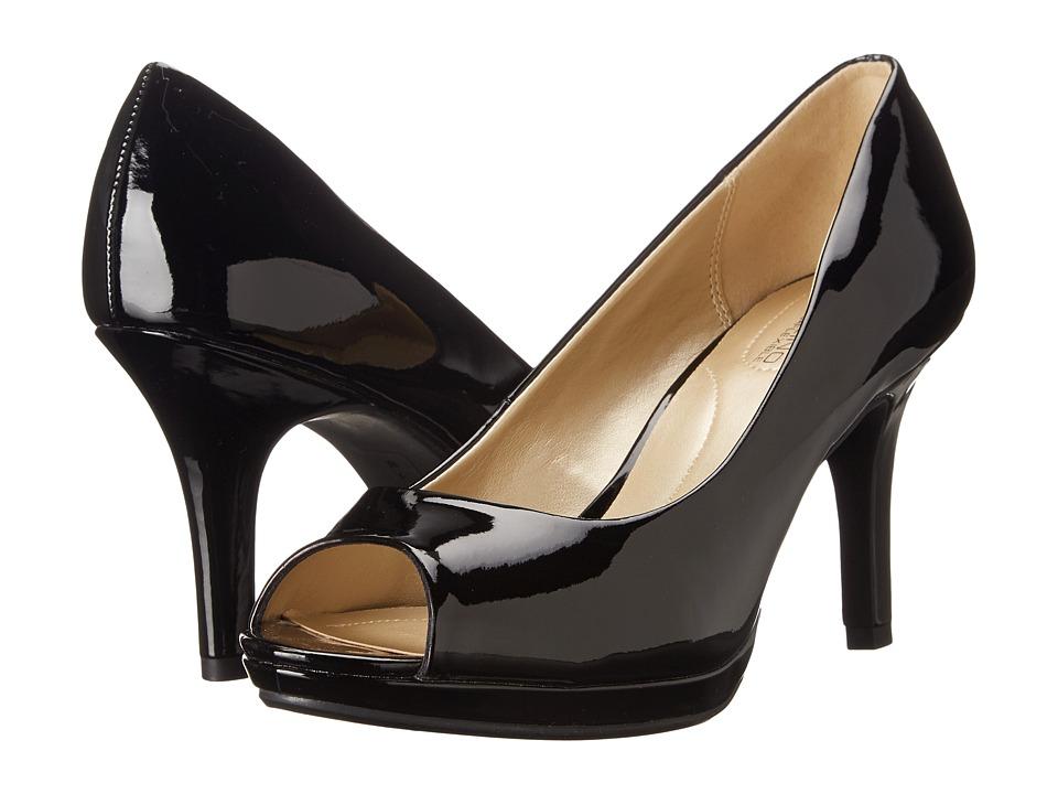 Bandolino Supermodel Black Sythetic 2 Womens Shoes