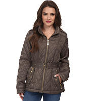 Vince Camuto - Petite Quilted Coat