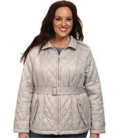 Vince Camuto - Plus Size Quilted Coat