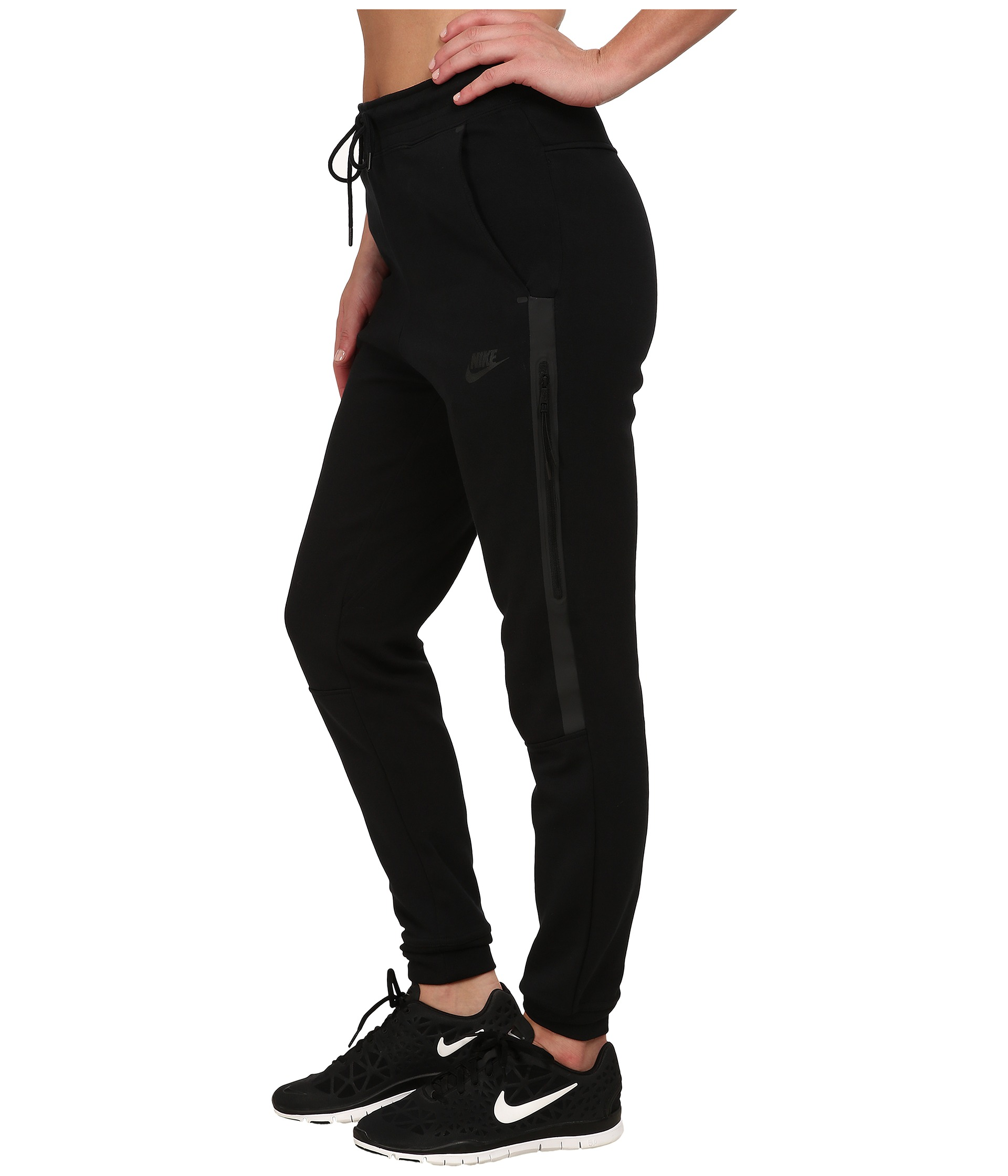Amazing Womens Clothing  Nike Sportswear Womens Tech Fleece Pants  Carbon