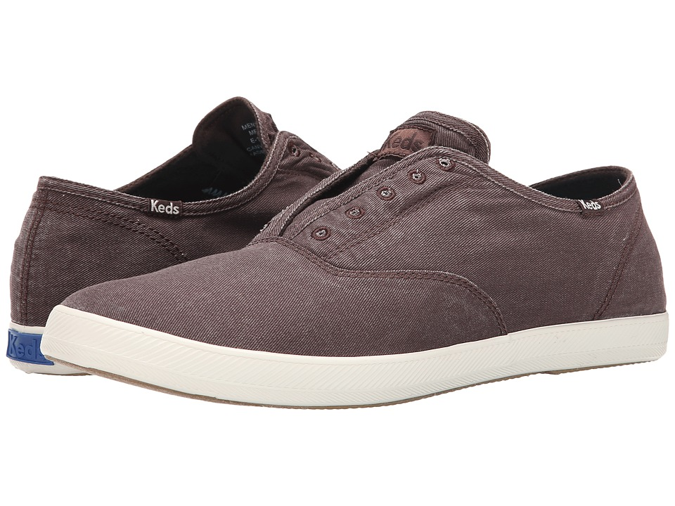 Keds Chillax Java Brown Mens Slip on Shoes