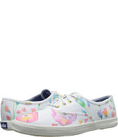 Keds - Taylor Swift's Champion Flower Painting